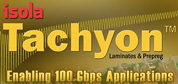 High Performance Laminates & Dielectric Products Tachyon Isola