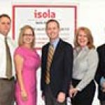 Congresswoman Sinema Tours Isola Group