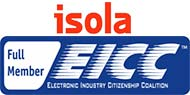 Isola Becomes Full Member Of The EICC