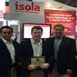 Isola To Exhbit At The 2014 IPC & APEX South China Fair