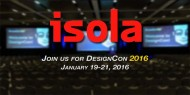Isola To Exhibit And Present At DesignCon 2016 In Booth 507