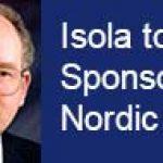 Isola To Sponsor Nordic HDI 2015